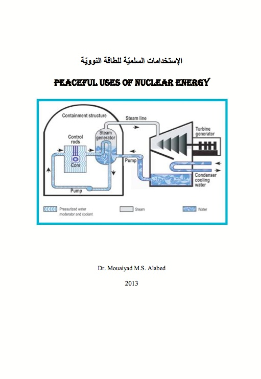 """peaceful uses of atomic energy It is well known that the origin of """"the peaceful use of nuclear energy"""" was part of """" atoms for peace,"""" a policy that us president dwight d."""