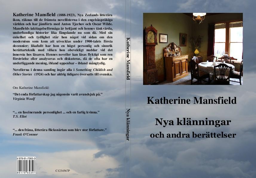 Nya klänningar och andra berättelser av Katherine Mansfield
